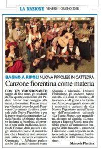 Rassegna Stampa Istituto Comprensivo Teresa Mattei